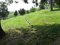 Marye's Heights (Now National Cemetery)